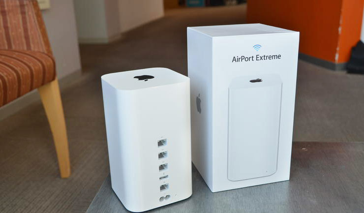 Apple has removed a critical vulnerability in AirPort base stations