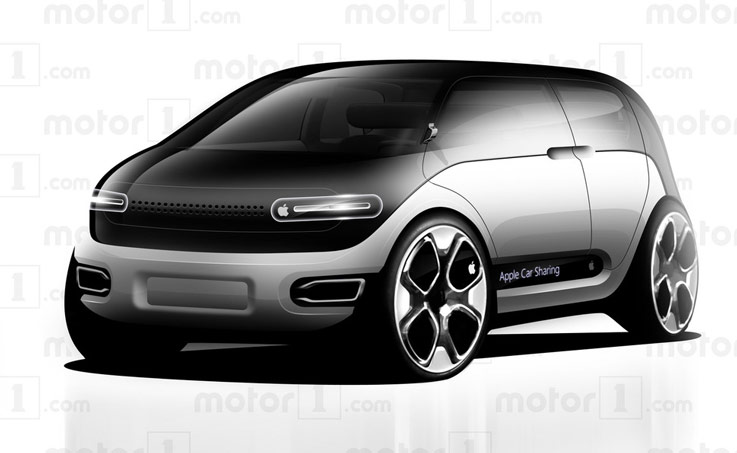 How will the car of the future from Apple?
