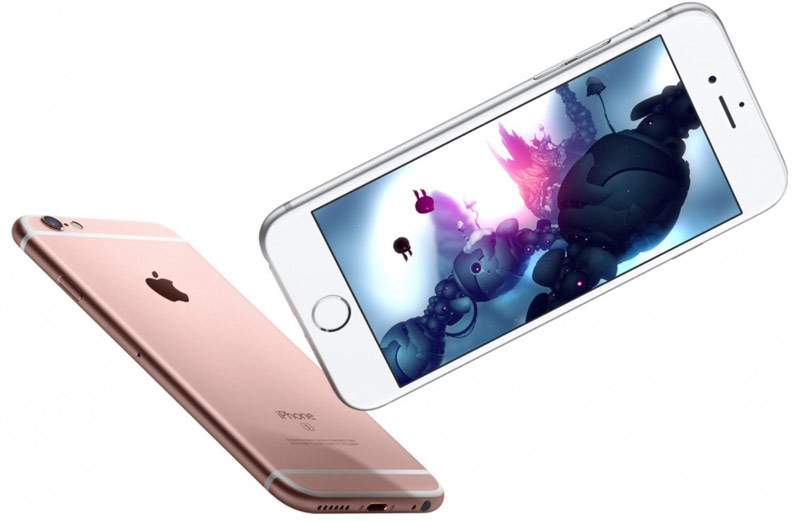 Apple reduces the volume of orders for production of the iPhone 6s and iPhone 6s Plus on the eve of the launch of the iPhone 7