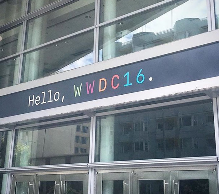 Today Apple will present new products