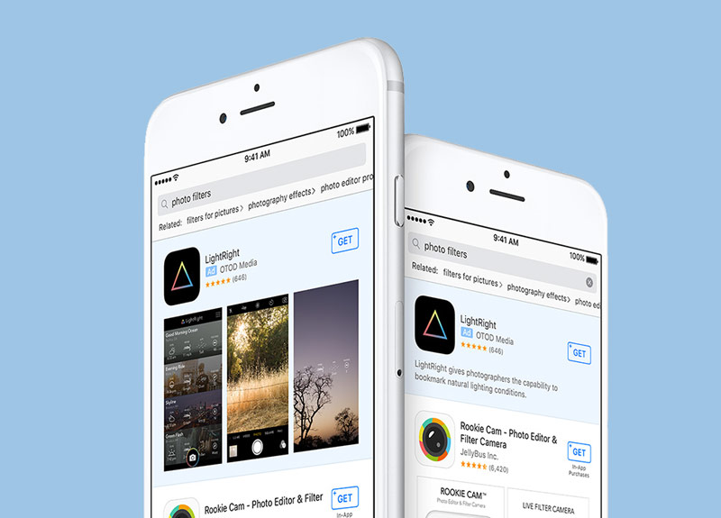Apple invited developers to test ads in the App Store