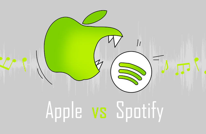Spotify complained about Apple's decision to ban the publication in the App Store its new version of the application