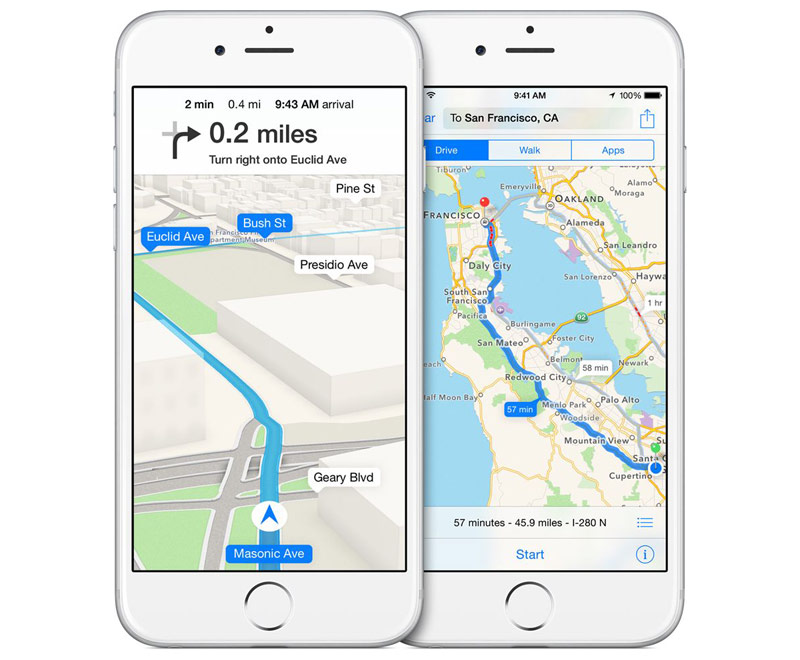 Apple hired a top engineer for navigation to improve Apple Maps