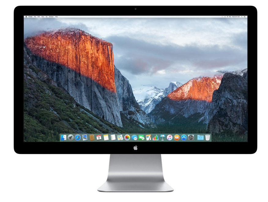 Official: Apple stops selling the Thunderbolt Display