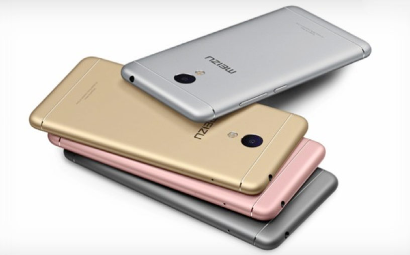 The manufacturer of clones of iPhone announced affordable smartphone in a metal case