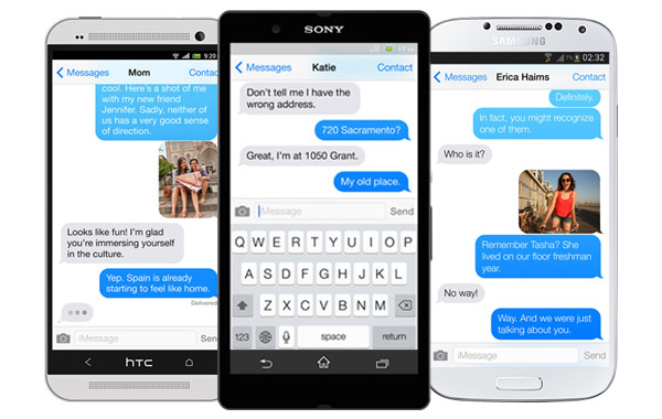 Apple plans to announce iMessage for Android at WWDC 2016