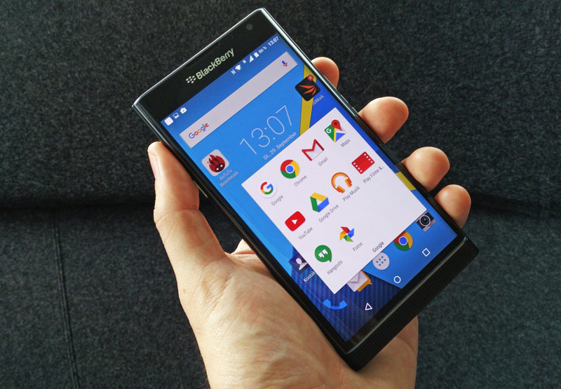 BlackBerry Argon: flagship smartphone on the Snapdragon 820 for $200