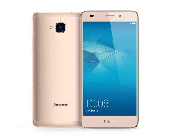 Huawei introduced in Russia smartphone available metal Honor 5c