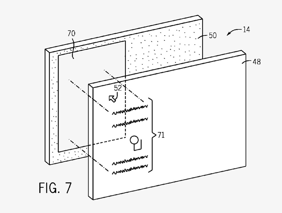 "Apple has patented the ""iPhone of the future"" with a fully transparent screen"