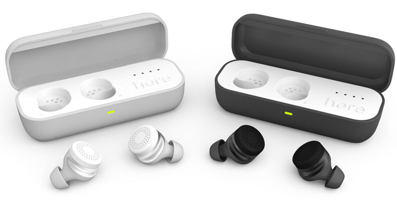 Wireless headphones Here allow One to filter out ambient sounds