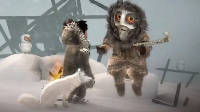 Never Alone: Ki Edition – the charm of the North
