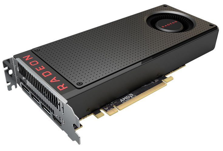 AMD introduced the Radeon RX 480 on a 14-nanometer GPU Polaris 10 cost from $199