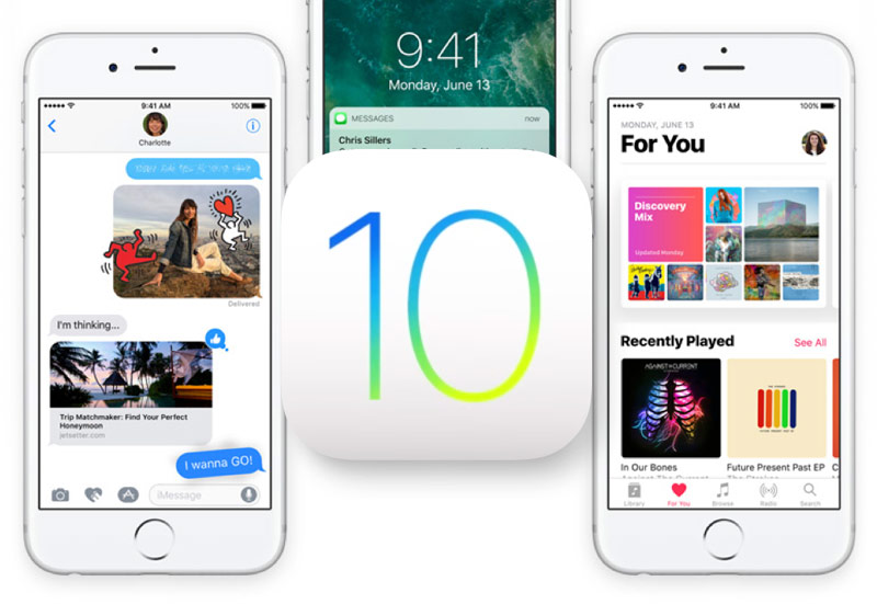 In iOS 10 the function of automatic optimization of space on your iPhone