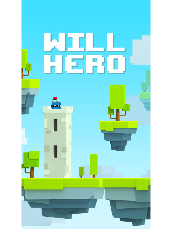 Will Hero: a brutal action adventure platformer