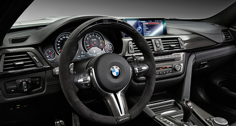 BMW will support Apple CarPlay in cars M3 and M4 2017
