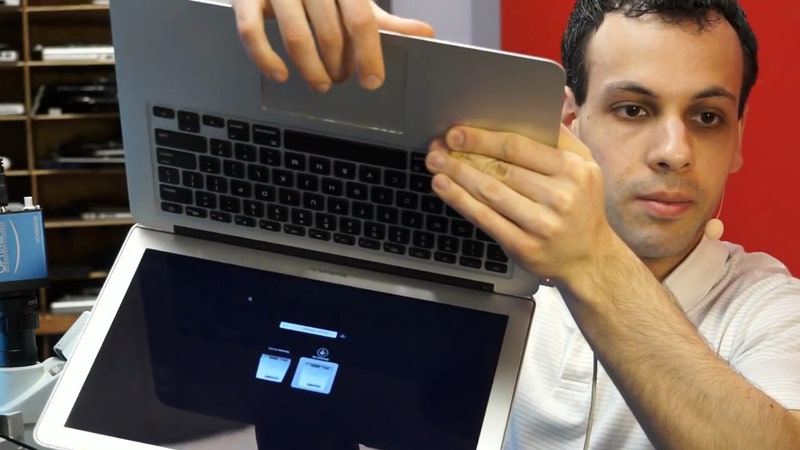 Apple pursues the engineer, who was shown on YouTube, how to repair the MacBook