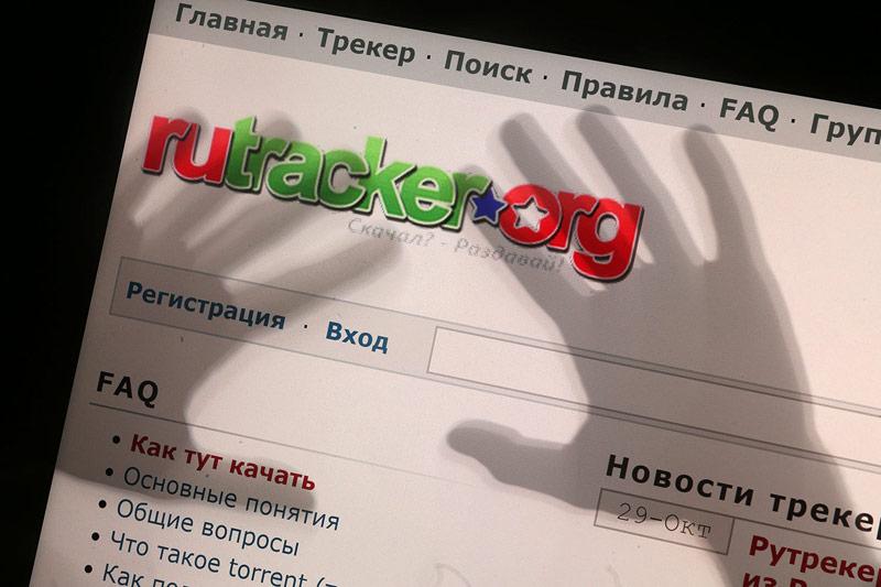 """Roskomnadzor: """"eternal"""" lock Rutracker deprived torrent tracker 71% of the Russian audience"""