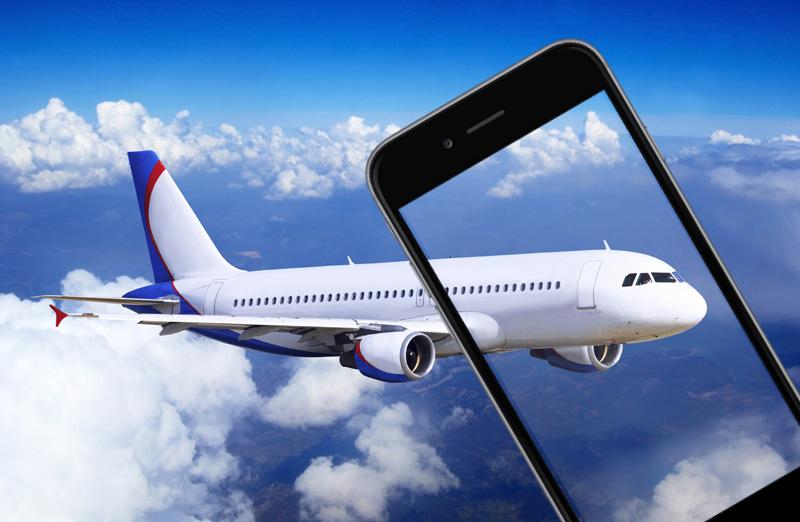 """Aeroflot"" has officially allowed the passengers off the flight phones"