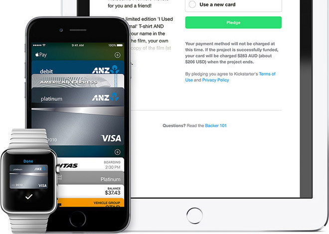 The largest banks of Australia demanded that Apple preinstall on the iPhone their own mobile wallets