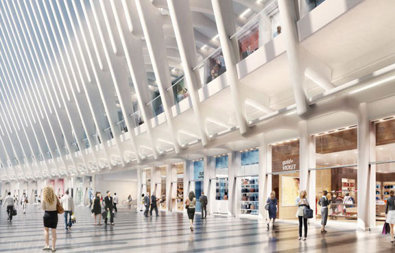 Apple will open an Apple Store in the new world trade center in new York