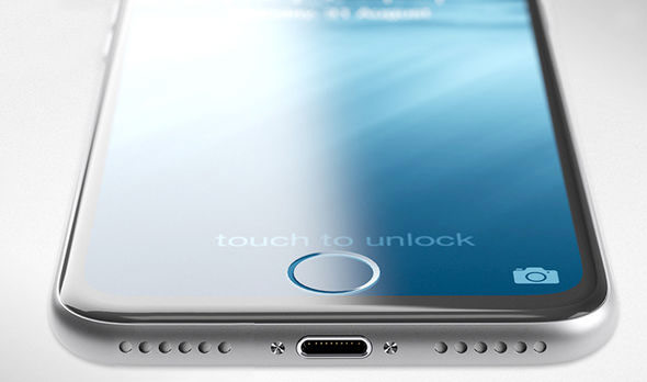 "iPhone 7: touchscreen button ""Force Touch ID"" will accurately simulate the usual clicks"