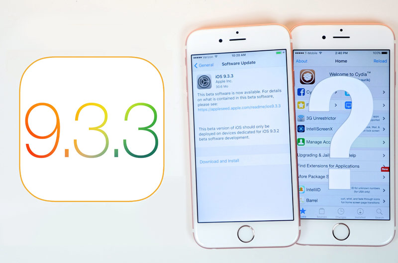 5 reasons why you should abandon iOS 9.3.3