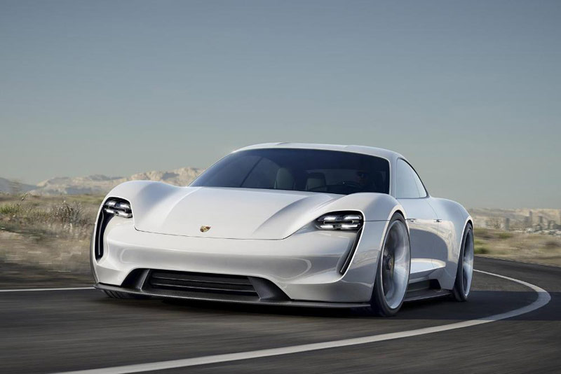 Porsche is going to outstrip Apple with the release of the electric car serial