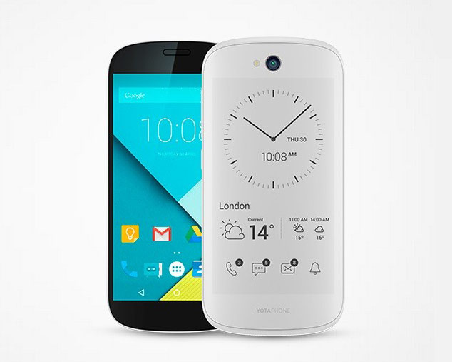 Yota Devices is preparing to release YotaPhone 3 with the premium design and attractive price