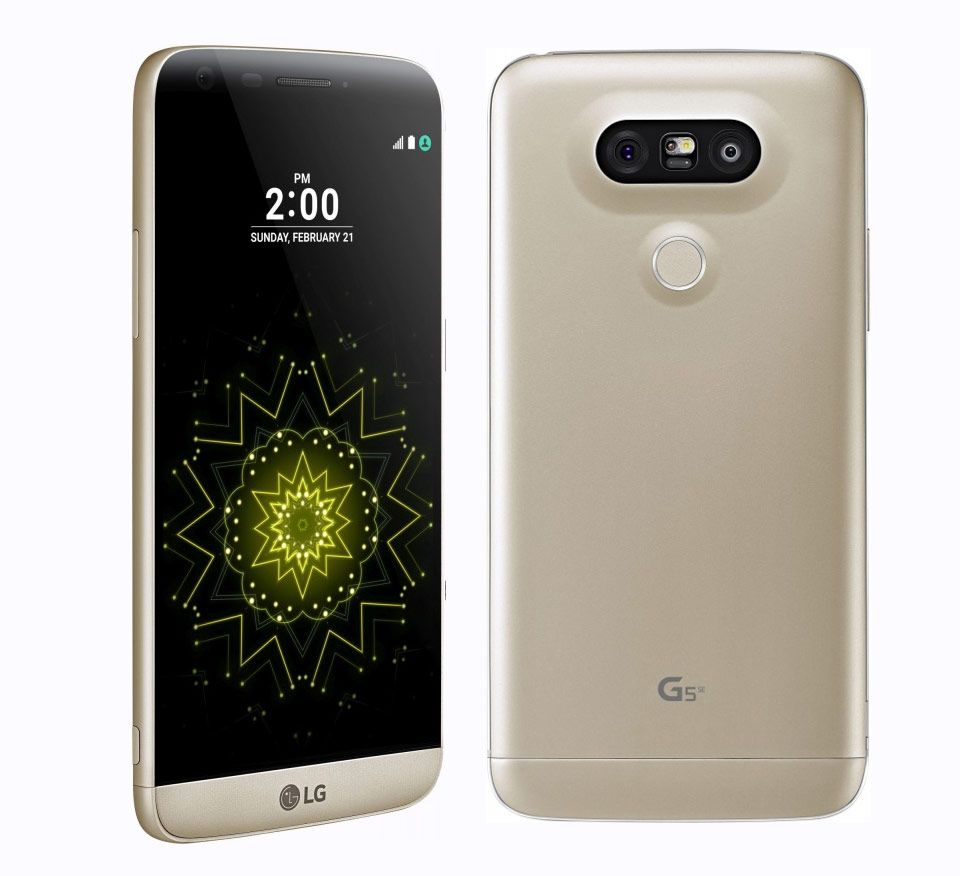 Modular flagship LG G5 SE fell sharply in Russia, due to weak demand
