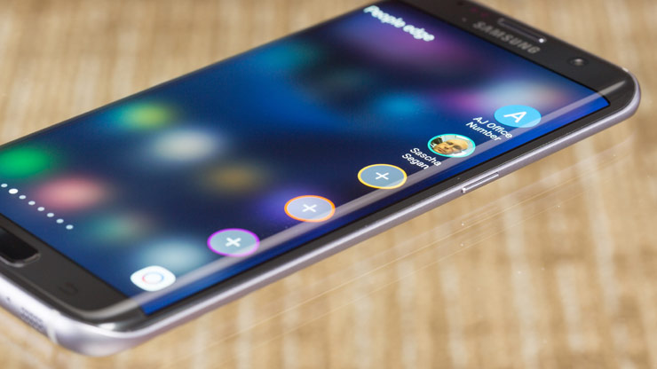 Samsung said about the best two years the quarter thanks to successful sales of Galaxy S7
