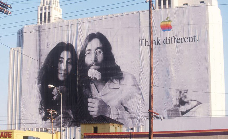 "The Creator of the slogan ""Think Different"" revealed the secret of Apple's success"