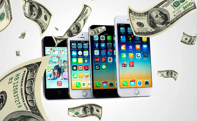 Apple announced the sale of the one billionth iPhone