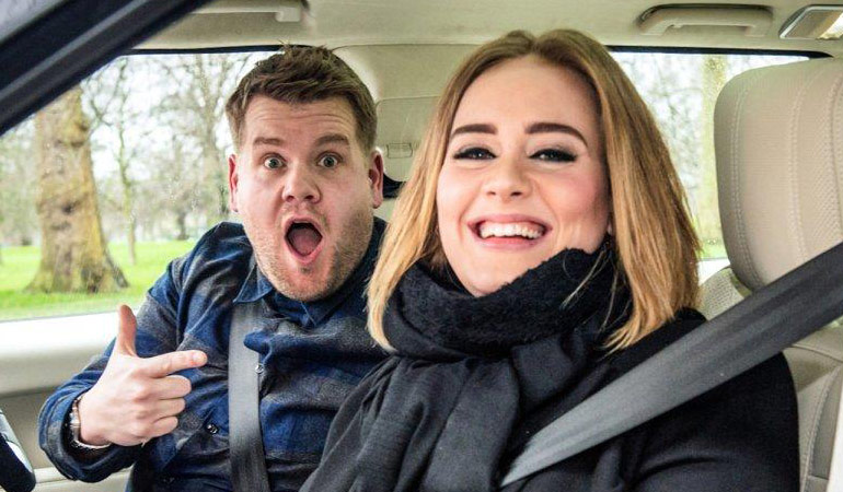 Apple bought the rights to the popular show Carpool Karaoke with James Korden [video]
