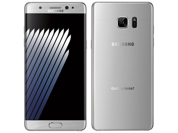 The Network leaked the official press renders of the Samsung Galaxy Note 7