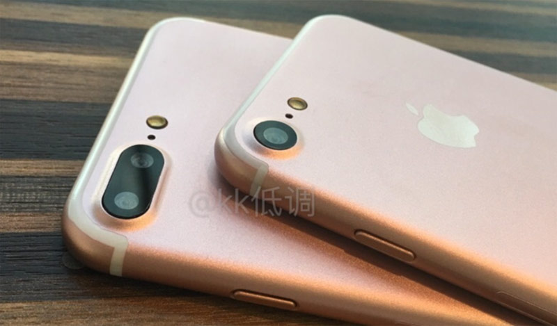 Media: pre-orders for the iPhone 7 will start on September 9