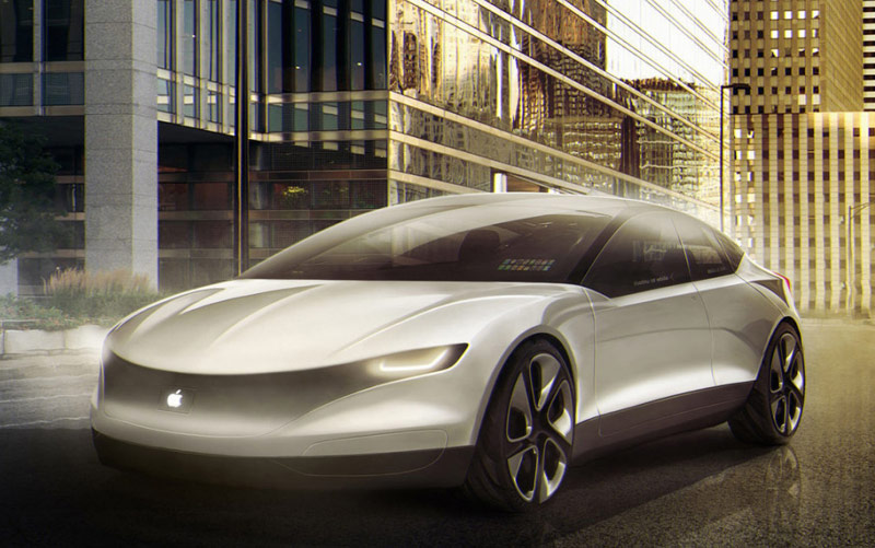Media: Automotive project Apple was headed by a major hardware iPhone and Mac Bob Mansfield