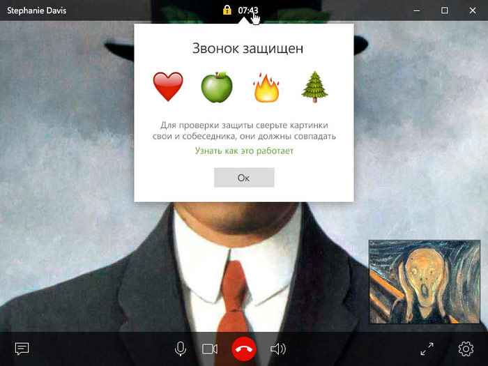 The new version of ICQ feature Stories and previews for links