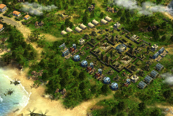 On iOS out a clone of Clash of Clans the creators of the popular Arma universe [video]