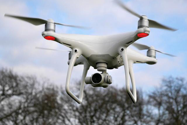 Putin abolished the compulsory registration of drones weighing up to 30 kg