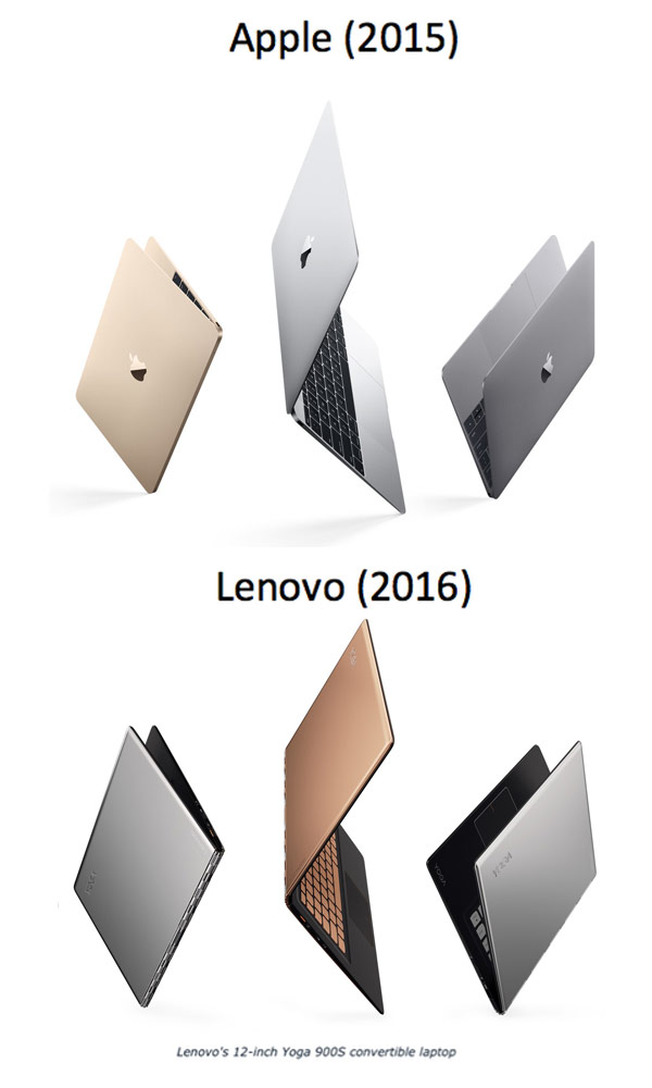 After all, MacBook is better? Lenovo ridiculed the laptop in the 900S is Yoga [video]