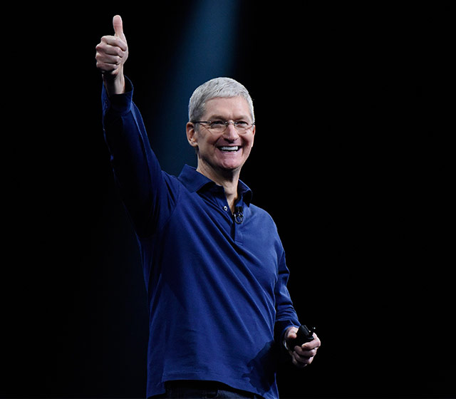Tim cook is an independent Director of Nike
