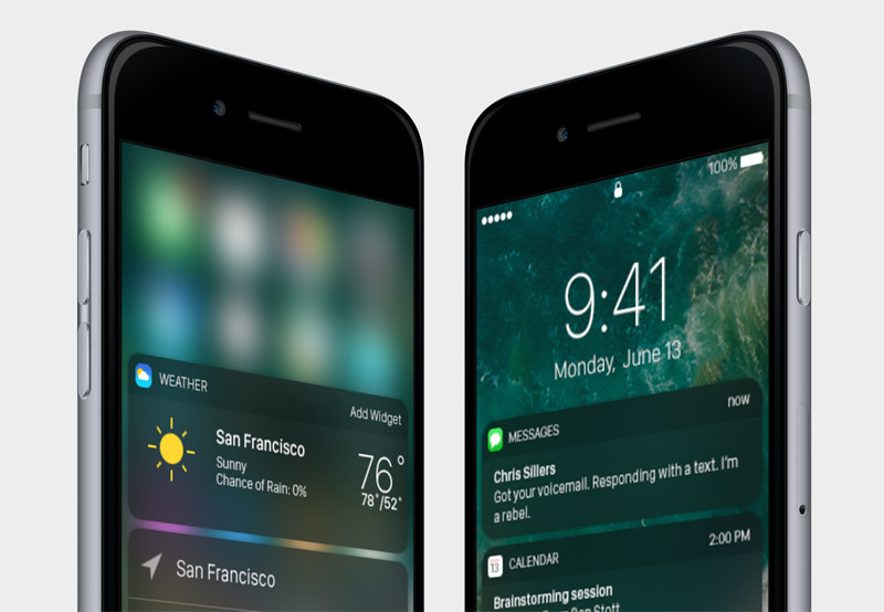Whether you need a dark interface mode on iPhone and iPad? [poll]