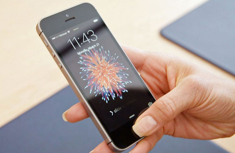 iPhone will collect photographs and fingerprints of the robbers