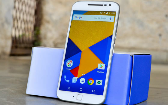 In Russia started selling smartphone Moto G4 Plus at a price of 21 990 rubles