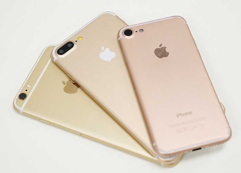 In the network appeared the first photo of Apple's A10 processor for iPhone 7