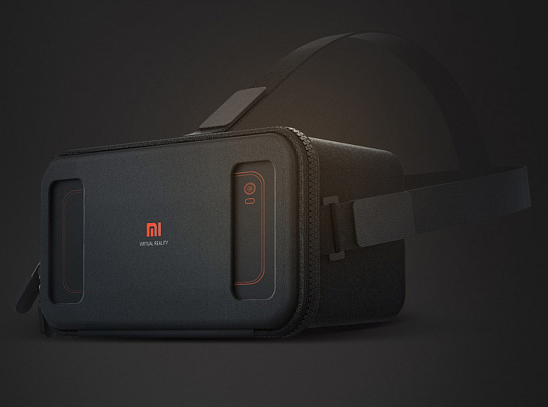 Xiaomi has announced a virtual reality glasses VR Mi