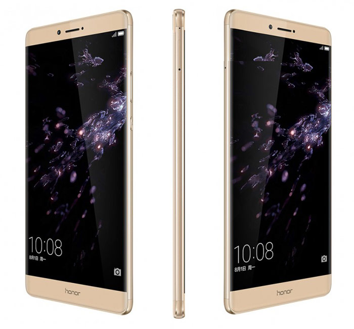Huawei has unveiled its flagship smartphone Honor Note 8 with a 6.6-inch screen Quad HD and a battery of 4500 mAh