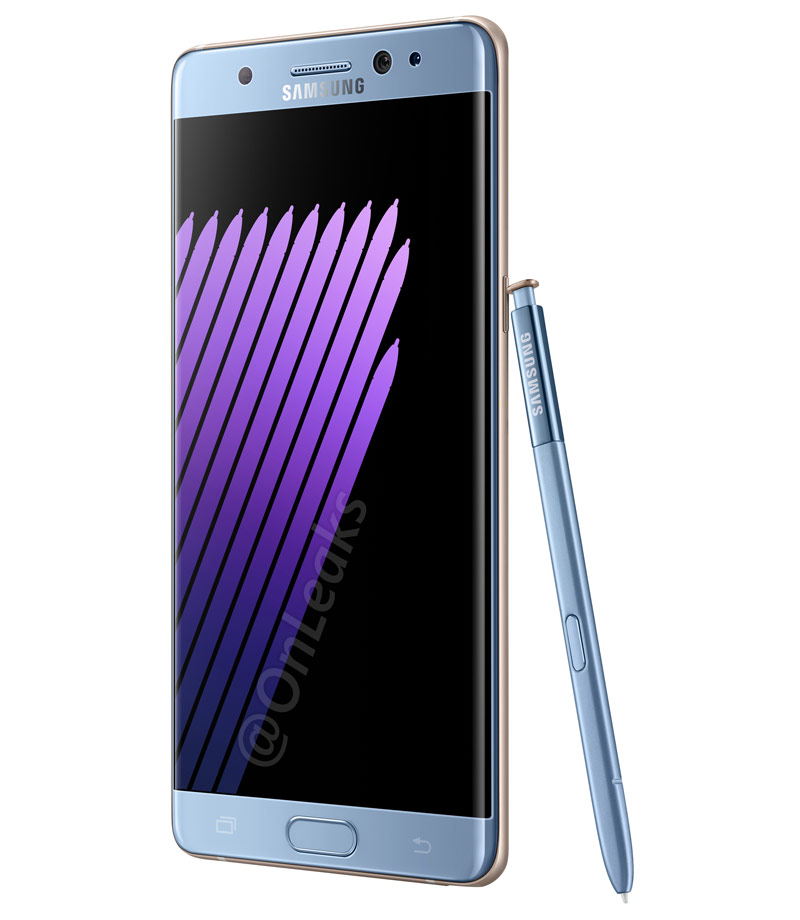 Became known the price and date of commencement of sales of the flagship Samsung Galaxy Note 7