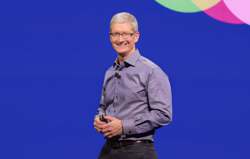 Tim cook: July was a record month for App Store, app developers earned more than $50 billion