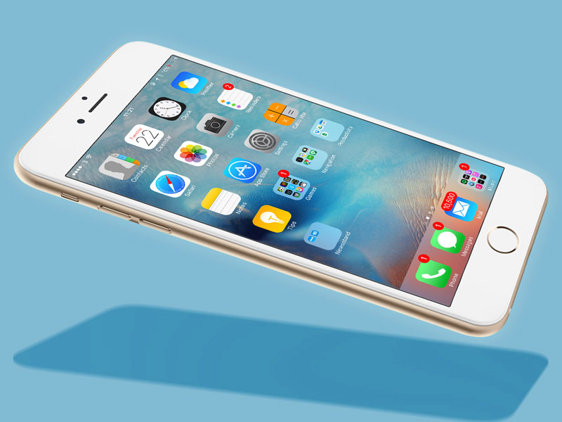 Analysts raise forecasts for iPhone sales on rumors of the release of a new model in glass case